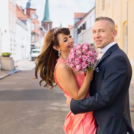 Fotógrafo de bodas Viktoriya Shabalina (vikashabalina). Foto del 18.10.2017