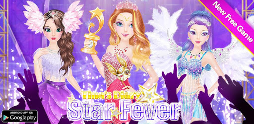 Tina's Diary - Star Fever for PC