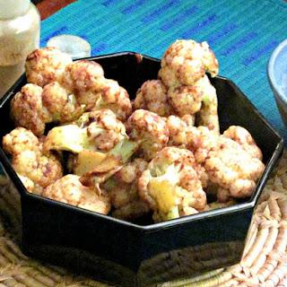 Cauliflower Garam Masala Recipes