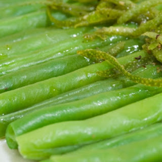 Yuzu Greenbeans Recipe