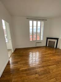 Appartement 2 pièces 40,57 m2
