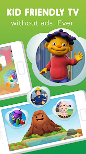 Hopster – Preschool TV Shows & Educational Games - náhled