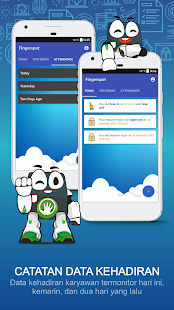 EZCloud: Absensi Online- gambar mini screenshot