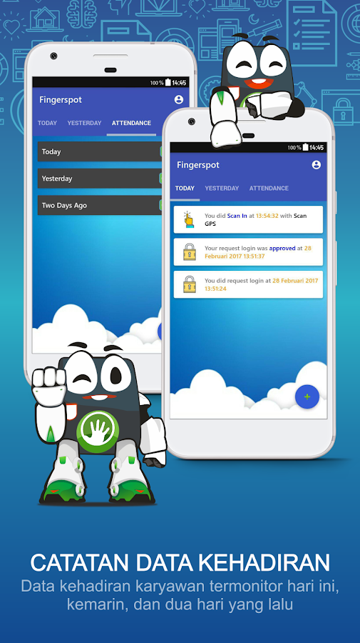 EZCloud: Absensi Online- screenshot
