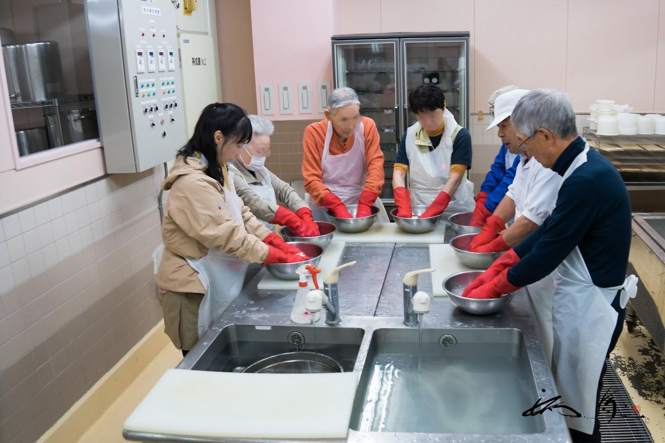 No.4 チーズ作り