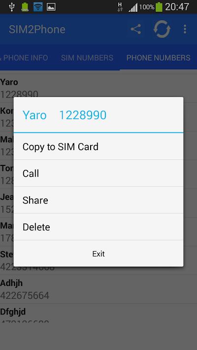 Phone & SIM Card APK Download - Apkindo co id
