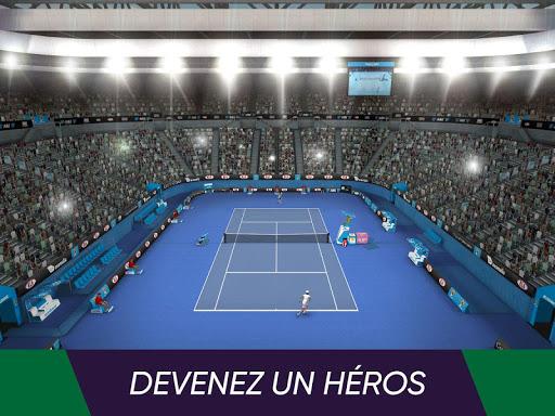 Tennis 2019  captures d'écran 2