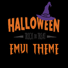 Haloween EMUI Theme with AOD for Huawei and Honor Download on Windows