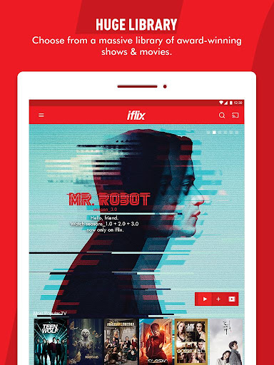Download iflix For Android | iflix APK | Appvn Android