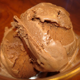 "Aztec ""Hot"" Chocolate Ice Cream."