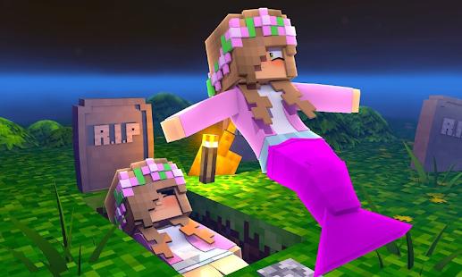 Mermaid Mod for Minecraft PE 7.7 APK + Mod (Free purchase) إلى عن على ذكري المظهر