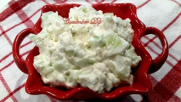 ~ Awesome Cucumber Dip ~ Recipe
