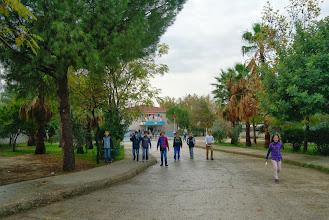 Photo: Uvítání ve škole v Torbali