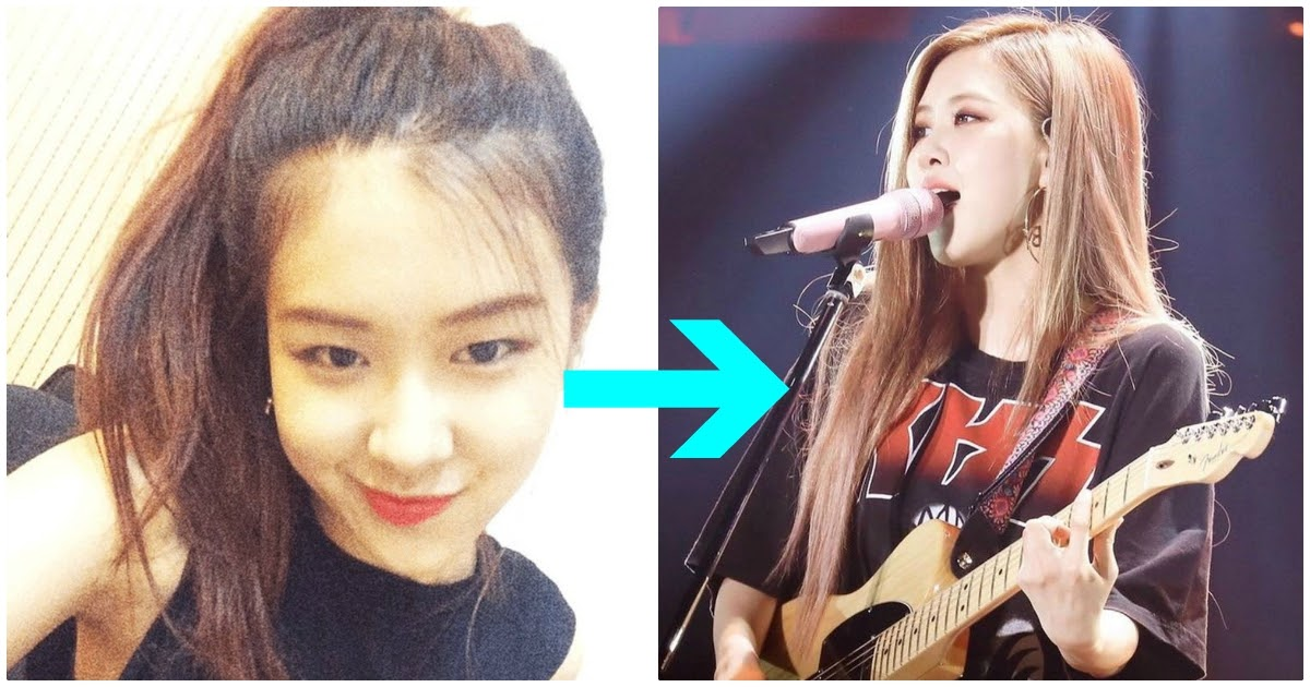 The Story Of How BLACKPINK's Rosé Went From Having Zero Confidence To Becoming A Main Vocalist