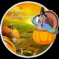 Happy Thanksgiving live wallpaper