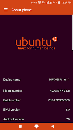 Download Ubuntu Theme for Huawei for PC