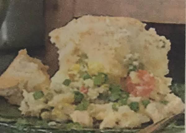 Quickie Chicken Pot Pie