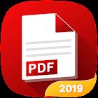 PDF リーダー そして 電子ブックリーダー とともに JPG PDF 変換 icon