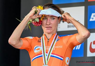"""Vos mist op haar 34ste gouden kans op 4de wereldtitel: """"Balsamo 1 van mijn favorieten, wij moesten koers hard maken"""""""