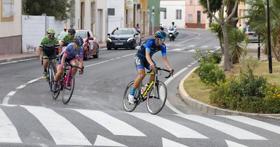 El I Circuito de Duatlón Mixto del Bajo Andarax se reanuda el domingo en Rioja