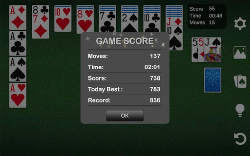 Solitaire screenshots 11