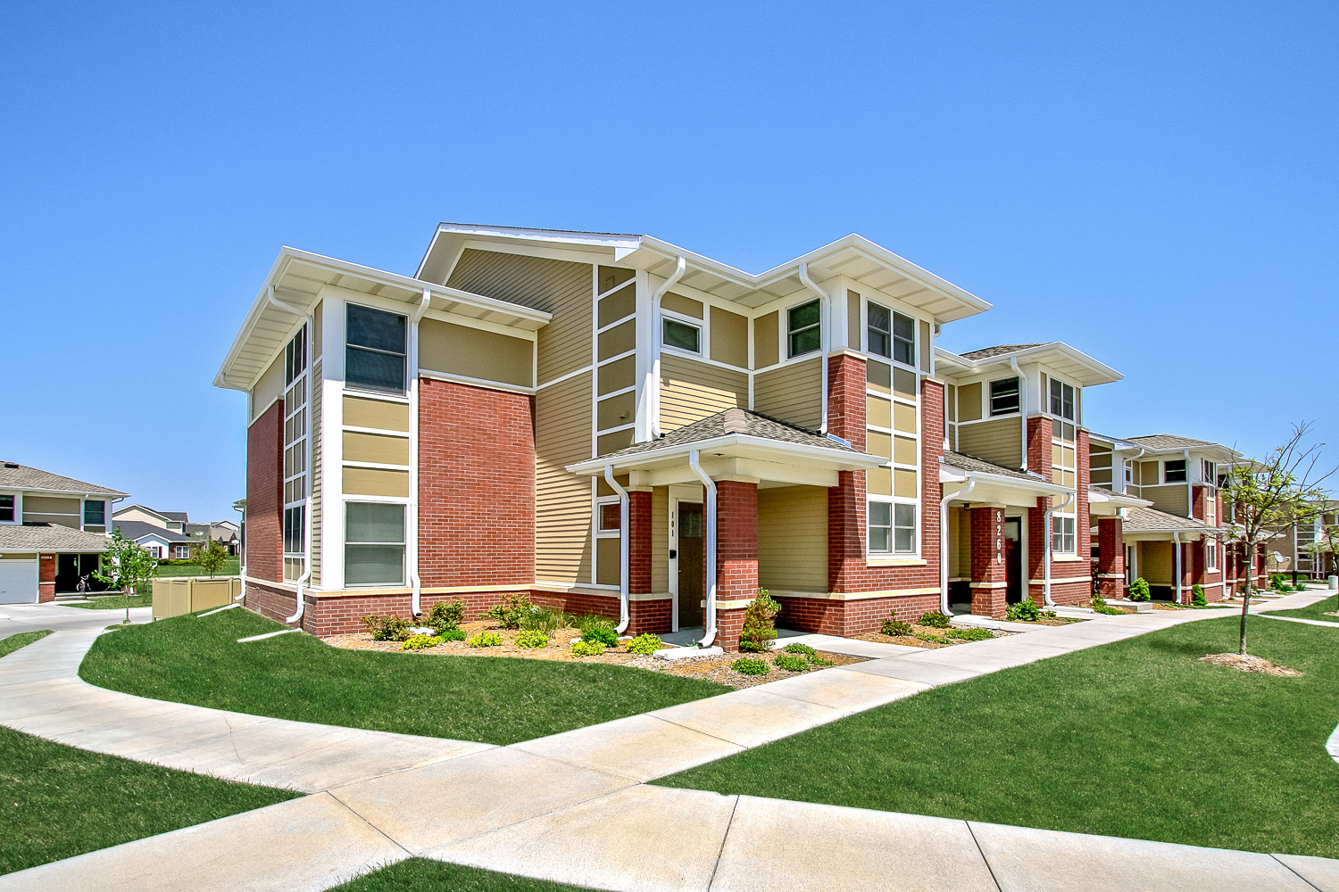 Prairie Crossing Apartments Amp Townhomes In Lincoln Ne