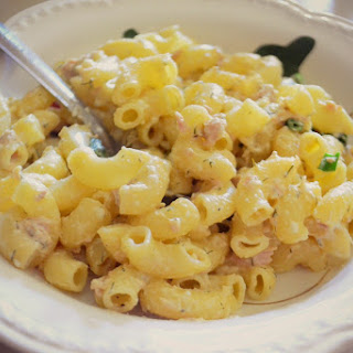 Basic Tuna Macaroni Salad
