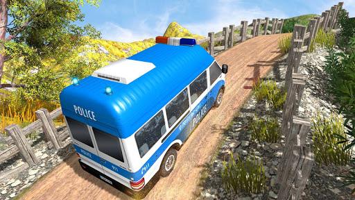 US Police Car Chase Driver:Free Simulation games 1.0.6 screenshots 3