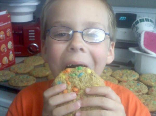 Easy Monster Cookies Recipe