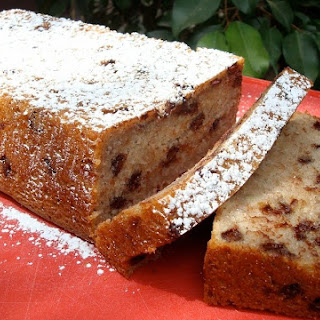 Chocolate Chip Banana Cake