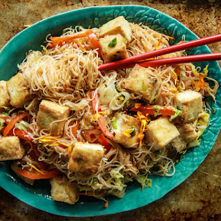 Stir Fry With Tofu Noodles Recipes