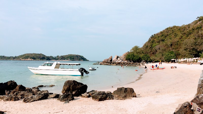 Ko Lan. Islas de Tailandia.