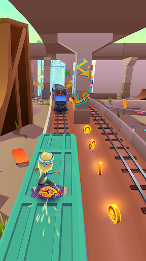 Subway Surfers  screenshots 3