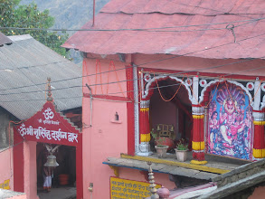 Photo: Entrance of Tiru Piridhi (joshi muth)