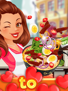 The Cooking Game- Master Chef Kitchen for Girls 10