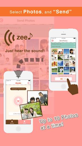Zeetle-Transfer Contact/Photo 1.0.1.00 Windows u7528 2