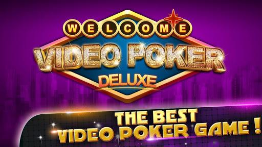 VIDEO POKER DELUXE FREE