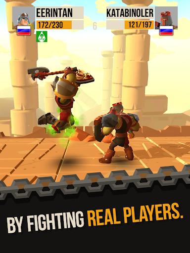 Duels: Epic Fighting Action RPG PVP Game screenshots apkshin 23