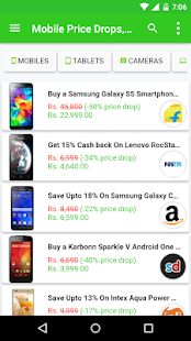 PriceTree- Shopping Comparison- screenshot thumbnail