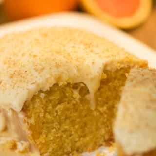 Coconut Orange Cake Recipe