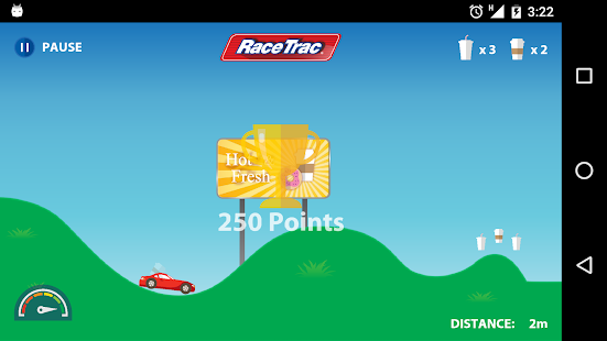 RaceTrac- screenshot thumbnail
