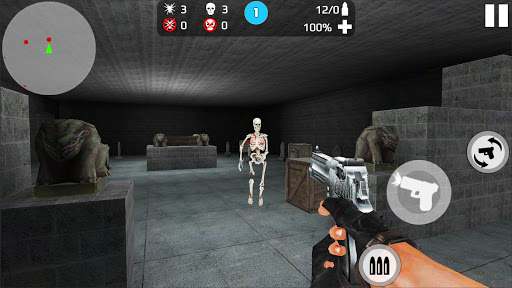 Undead War: Fight For Survival  screenshots 3