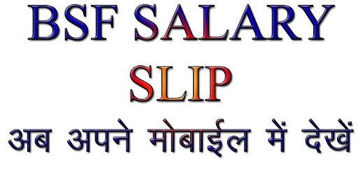 download bsf pay slip app
