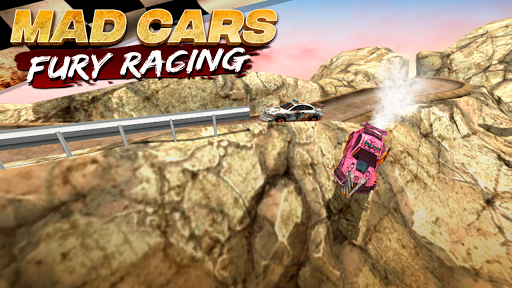 Mad Cars Fury Racing 1.0 screenshots 3