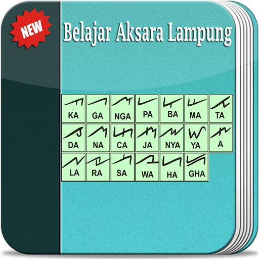 Belajar Aksara Lampung lengkap