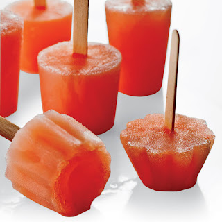 Ruby-Grapefruit-and-Campari Ice Pops Recipe