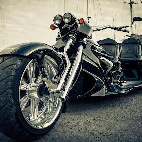 Trike by Rob Rickman - Transportation Motorcycles