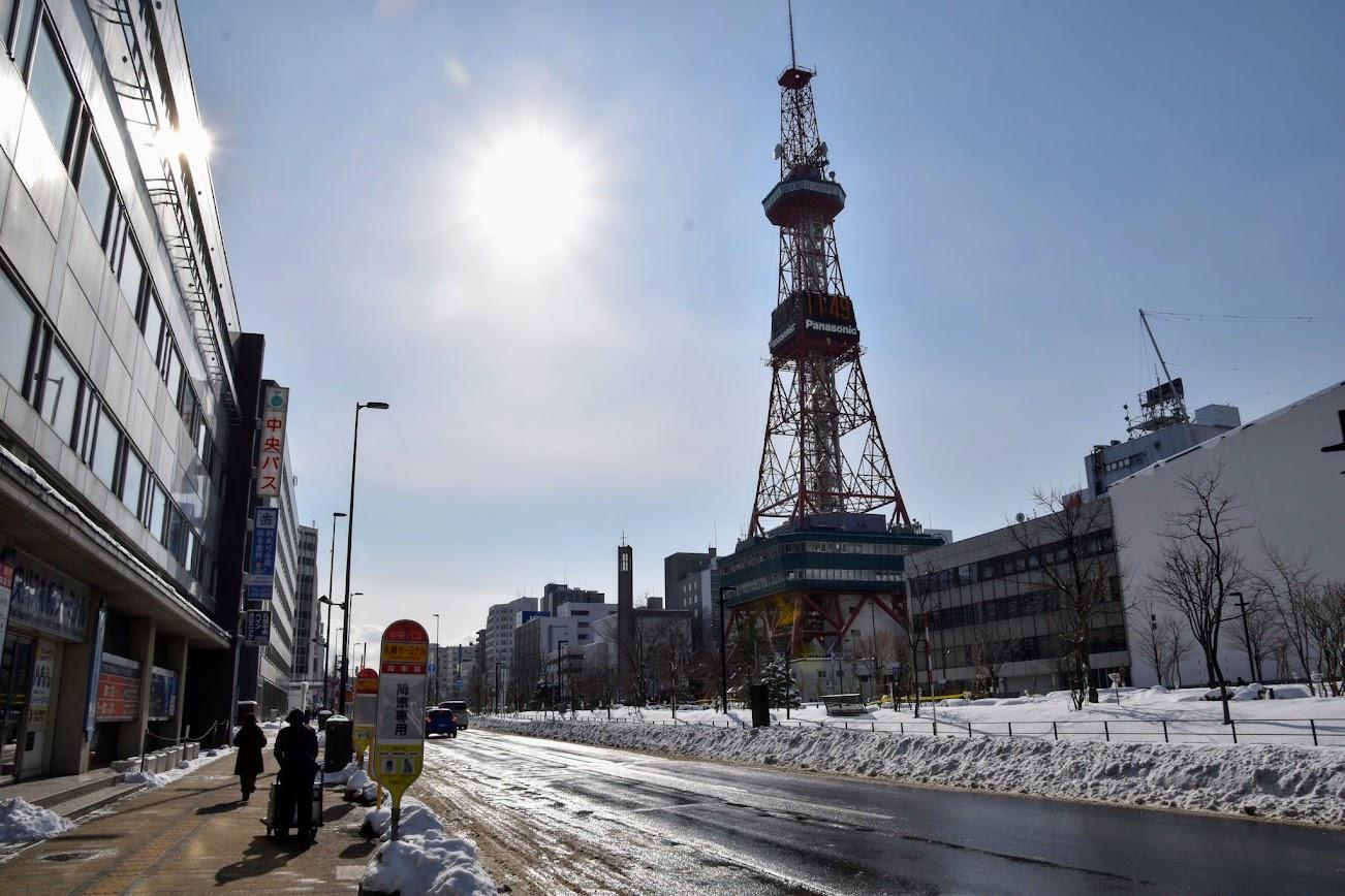 que ver y hacer en Sapporo