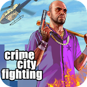 Crime City Fighting:cia raging