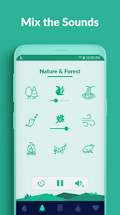 Sleepa Relaxing sounds Sleep Premium 1.7.3 - 4 - images: Store4app.co: All Apps Download For Android